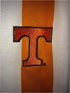 adidas University Of Tennessee Ut Tennessee Athletic Pants Orange and White