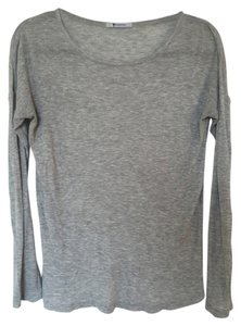 T by Alexander Wang T Shirt HEATHER GREY