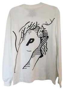 PALACE SKATEBOARDS Supreme Stussy Skater Street T Shirt WHITE