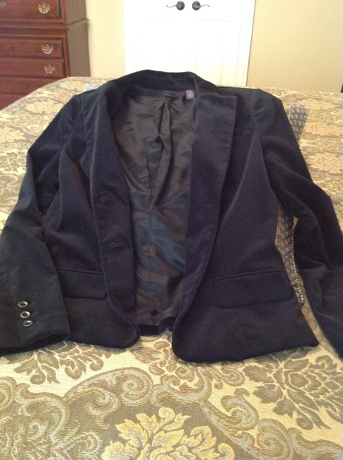 Context Black Blazer