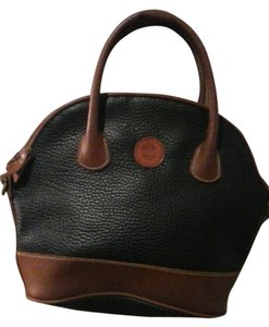 Esprit Tote in Dark Green