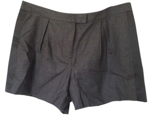 J.Crew Dress Shorts Dark Gray Wool