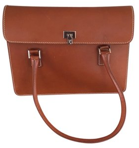 Lambertson Truex Satchel in Tan