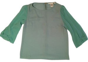 Ellison Night Out Sexy Pastel Top Green