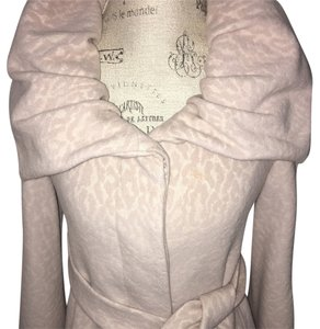 Rebecca Taylor Coats Spring Swing Coat Pastel pink Jacket