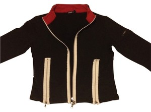 Gianfranco Ferre Shirt Red Top black