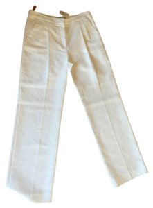 Balenciaga Trouser Pants WHITE