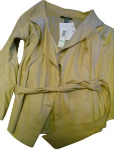 Laundry by Shelli Segal beige Jacket