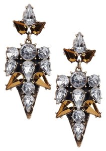 Olivia Welles OLIVIA WELLES Arella Stone Earrings - Deco-Style