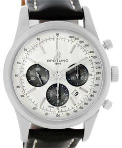 Breitling Breitling Transocean Chronograph 43mm Mens Watch AB015212/G724-1ct