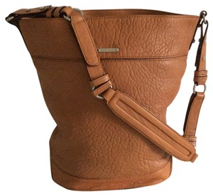 Rebecca Minkoff Satchel in Almond Brown