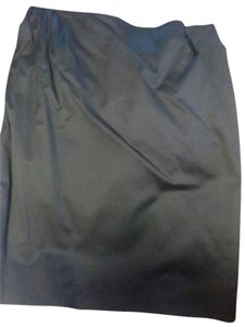 Akris Skirt blue grey