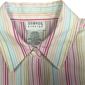 George Top Multicolor