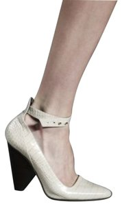 Derek Lam White Pumps
