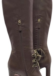 RED Valentino Almond toast Boots