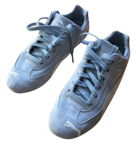 Puma Speed Cat Sd Sneakers Pearl Blue - Snow White Athletic