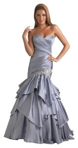 Night Moves Prom Collection Quinceanera Dress