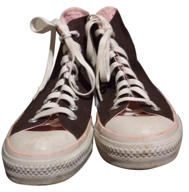 Converse Brown/Pink Sneakers Size US 13 Converse Brown/Pink Sneakers Size US 13 Image 1