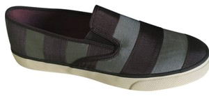 Sperry graphite/charcoal Flats