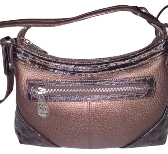 Preload https://item3.tradesy.com/images/brighton-brown-leather-shoulder-bag-1481307-0-0.jpg?width=440&height=440