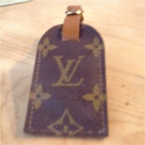 Louis Vuitton Louis Vuitton Luggage Tag