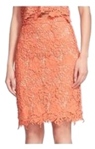 Alice + Olivia Skirt orange