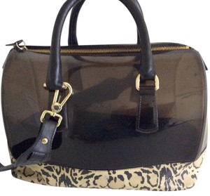 Furla Tote in Animal Print