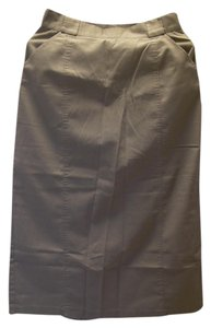 Hunter's Glen Made In The Usa Skirt Tan