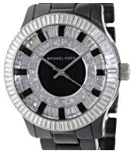 Michael Kors MICHAEL KORS BAGUETTE CRYSTAL WATCH