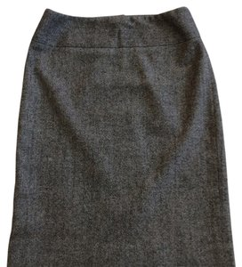 Banana Republic Skirt Black/gray