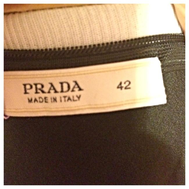 Prada Navy Blue Halter Top