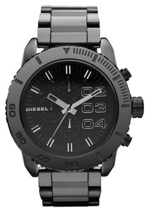 Diesel Diesel Chronograph Ceramic Watch - Black