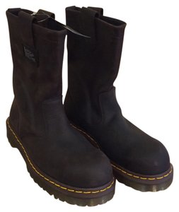 Dr. Martens Dark brown Boots