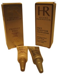 Helena Rubenstein Helena Rubinstein Face Sculptor (3 ml/ .10 Oz.) and Prodigy Eyes (3 ml/ .10 Oz.) Sample Set - [ Roxanne Anjou Closet ]