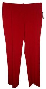 Vince Camuto Straight Pants red - item med img