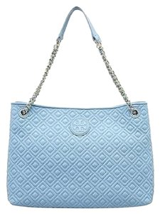 Tory Burch Tote in Fairview Blue
