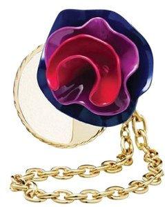 Marc Jacobs Lola MARC JACOBS Solid Perfume Parfum in bracelet and Lola flower's Purple pouch New in Sealed Box