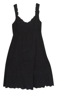 Maexe short dress Black on Tradesy