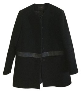 Maje French Wool Trendy Pea Coat