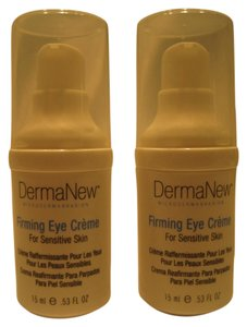 DermaNew 2 - DermaNew Firming Eye Creme (each -- 15 ml/.53 Fl. Oz) - [ Roxanne Anjou Closet ]