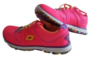 Skechers Running Hot Pink Athletic