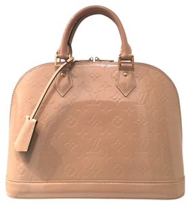 Louis Vuitton Satchel in Rose Florentine