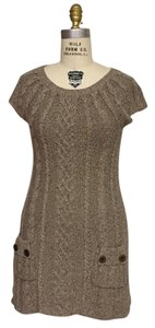 Style & Co short dress Grey Brown on Tradesy