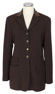 Lauren Ralph Lauren brown Blazer