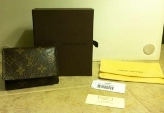 Louis Vuitton Louis Vuitton Card Case
