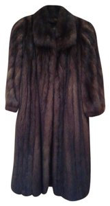 Phil M. Stupp Luxury Rare Fur Coat