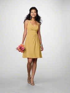 Alfred Angelo Maize 7172 Dress