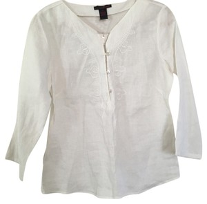 Willi Smith Top White