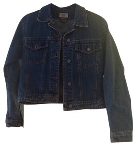 Gap Blue denim Womens Jean Jacket