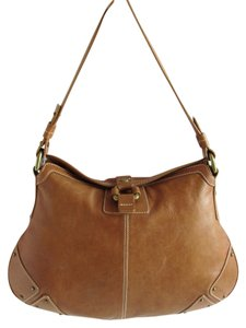 NICOLI Handbags Leather Hobo Bag
